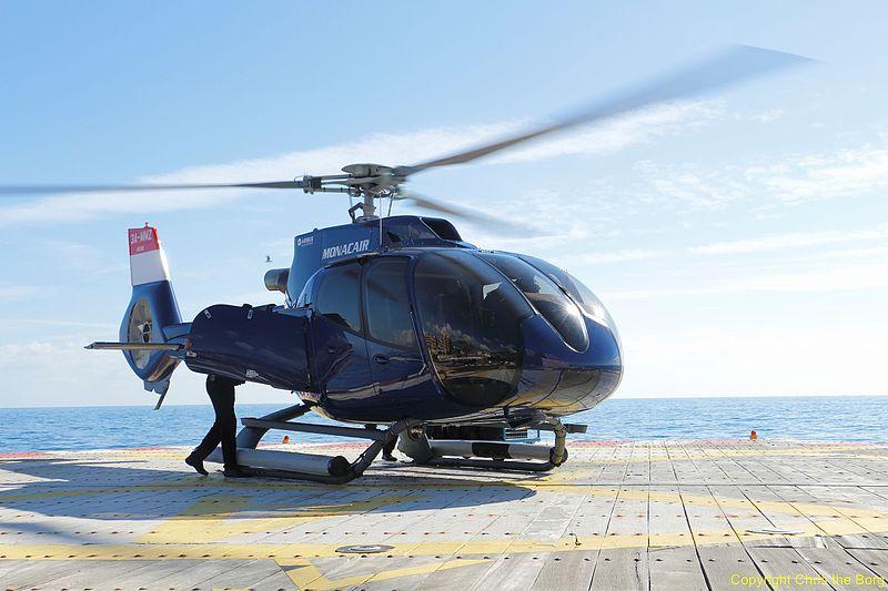Вертолет Airbus H130