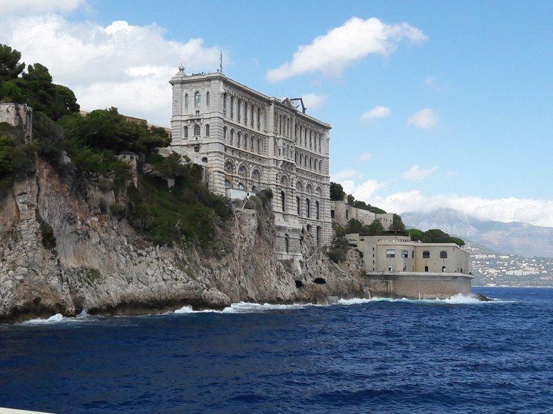 Океанографический музей Монако.