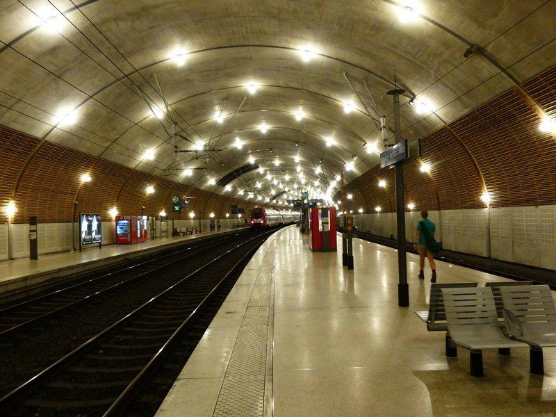 Железнодорожная станция Монако