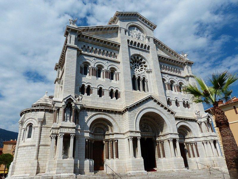Собор Святого Николая. Монако Вилль