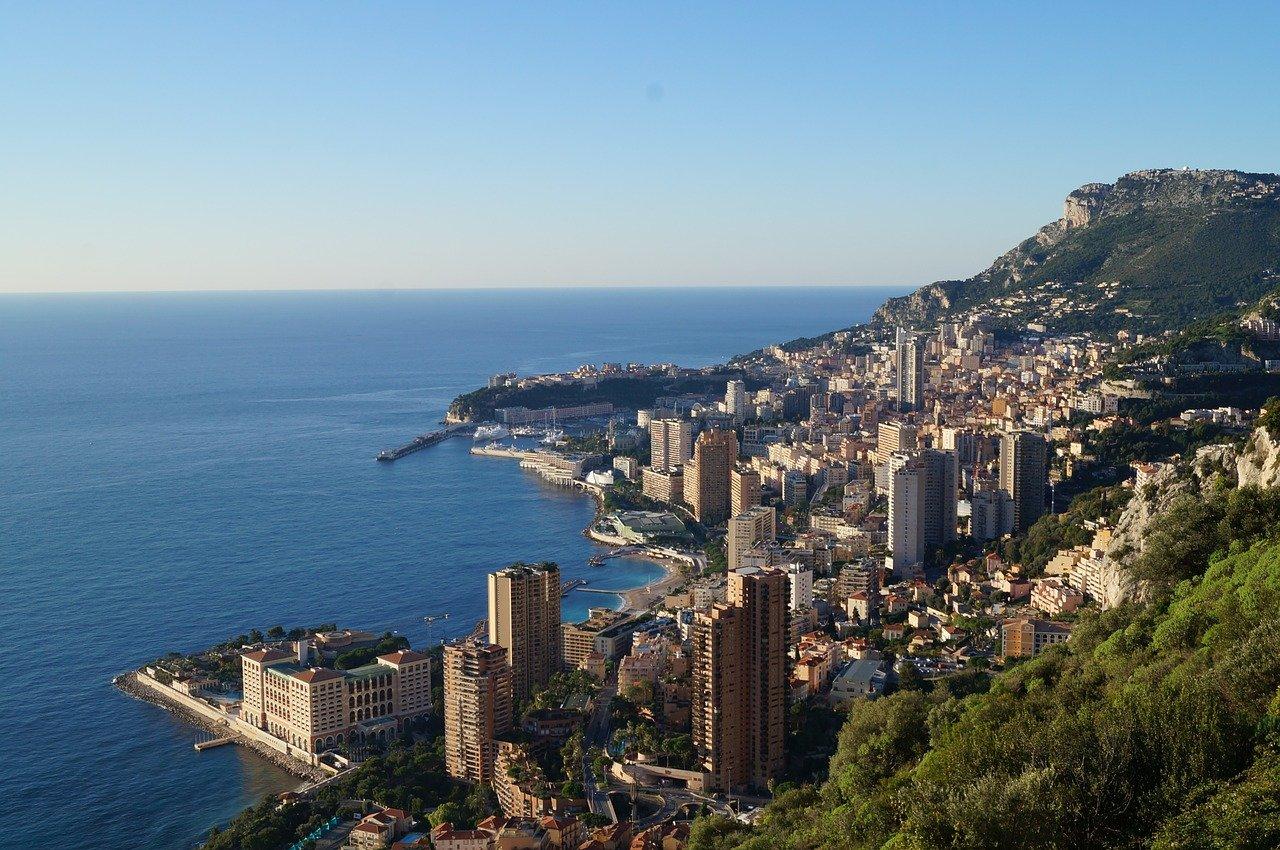 Монако за один день