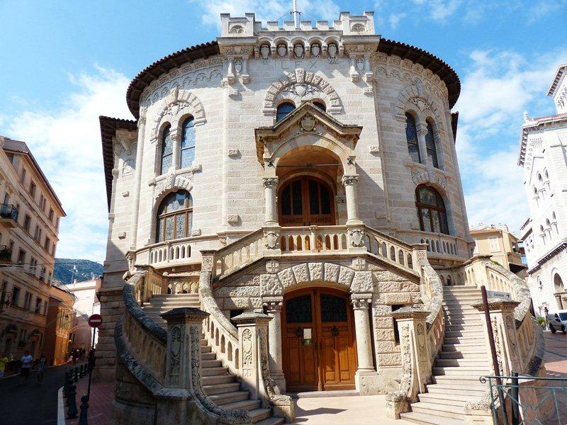 Дворец правосудия Монако
