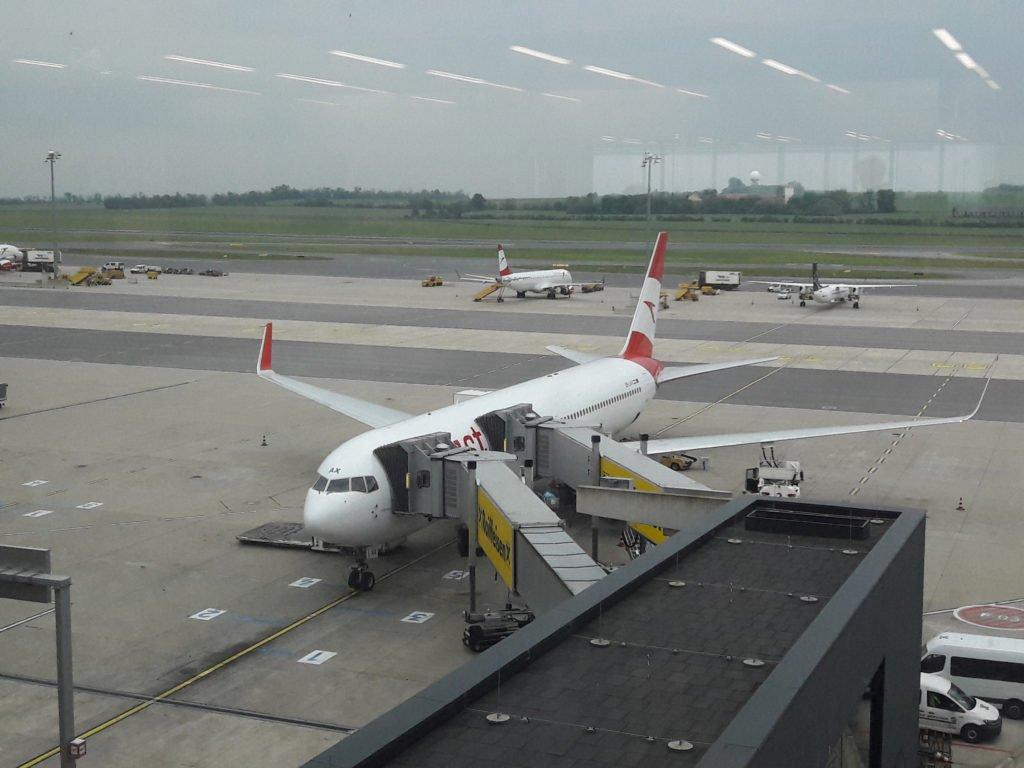 Боинг 767 Австрийских авиалиний