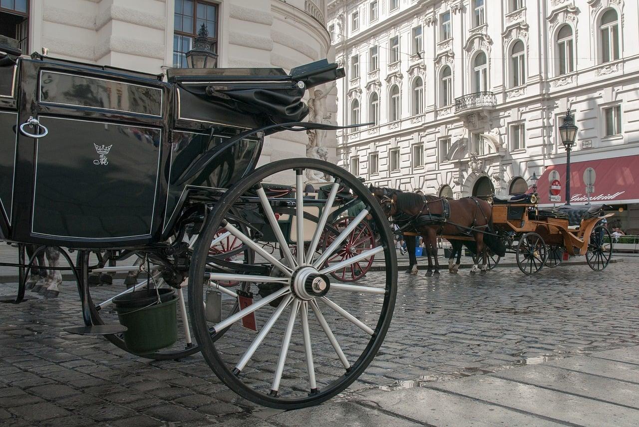 Общественный транспорт в Вене. Билеты на проезд