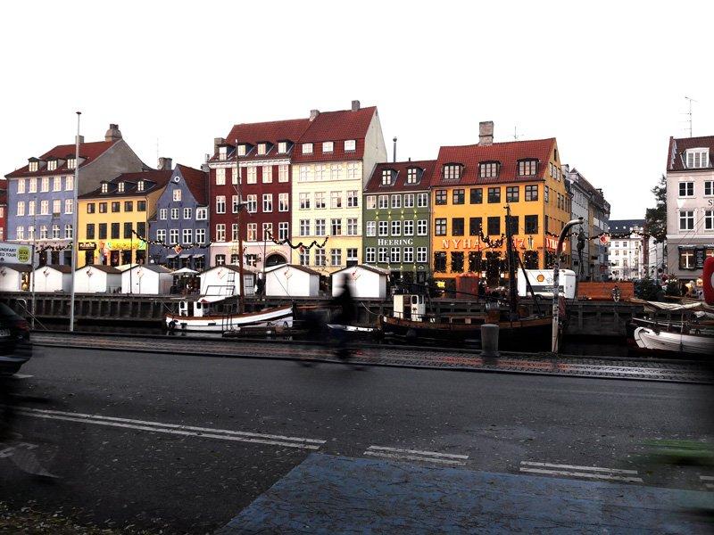 Копенгаген осенью. Что посмотреть