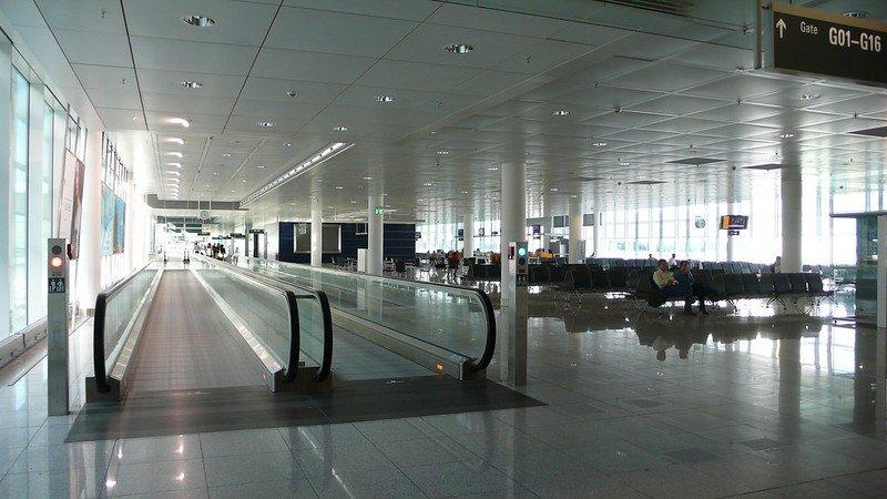 Зона вылетов Шенгенских рейсов