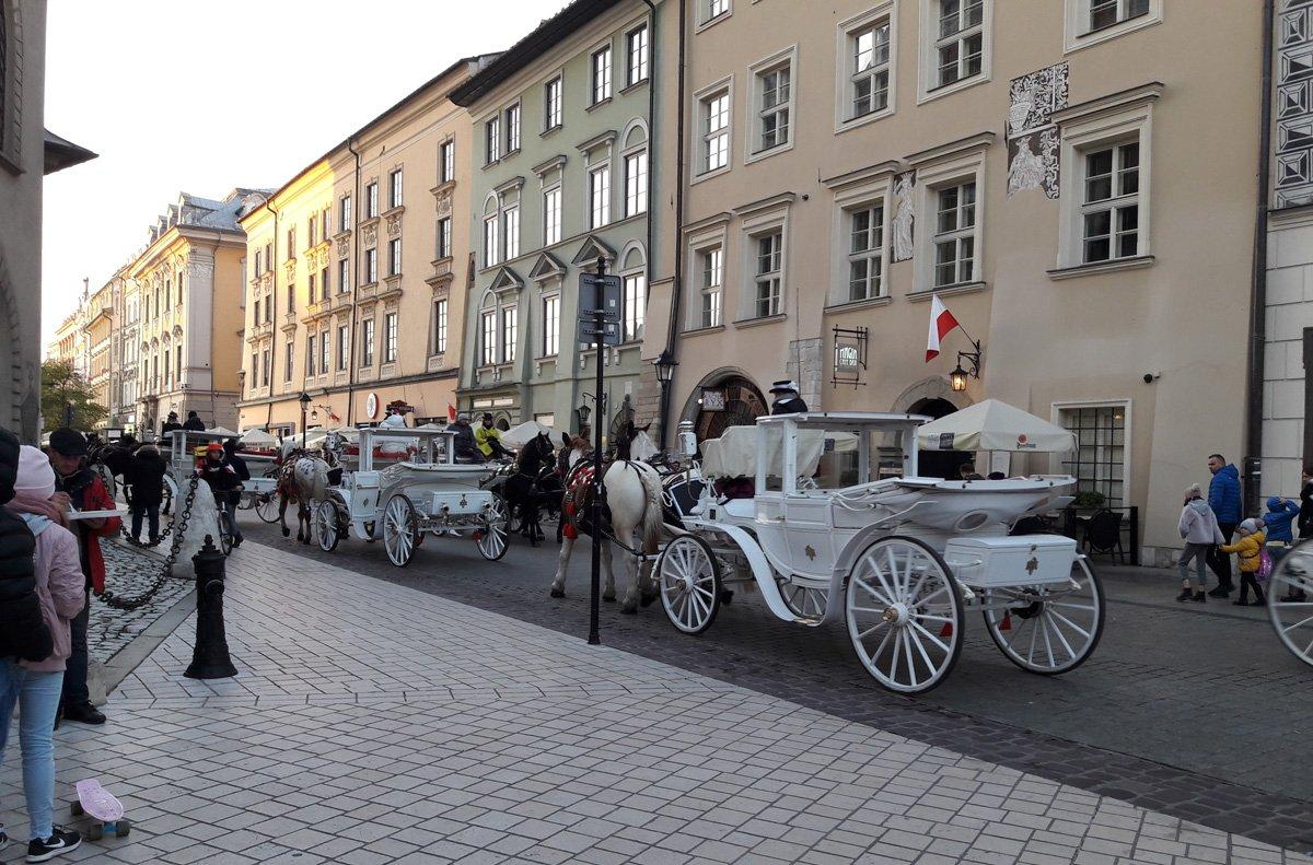 Как добраться из аэропорта Катовице в Краков