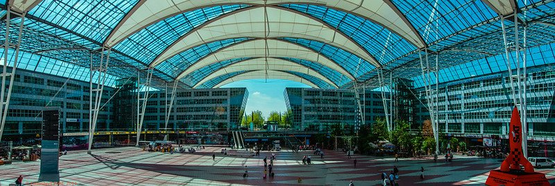 Munich Aiport Center(MAC)