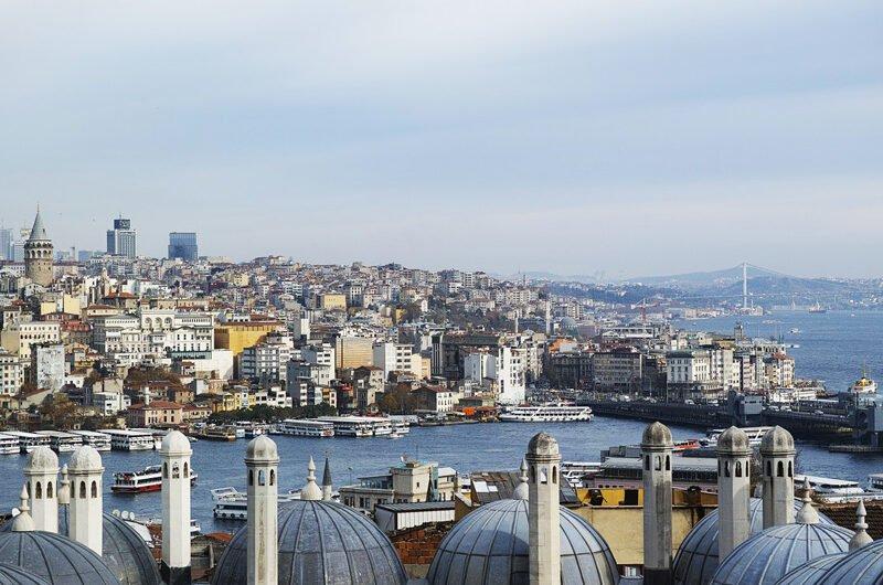 Билеты Turkish Airlines в Стамбул от 99 USD в оба конца.