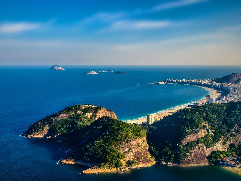 Билеты Lufthansa в Бразилию от 559$ в обе стороны