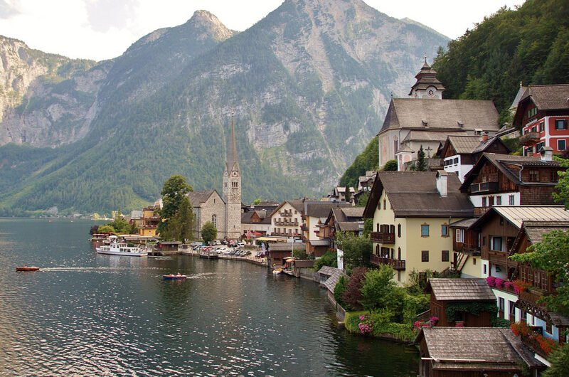 Гальштат. Как добраться из разных городов Австрии
