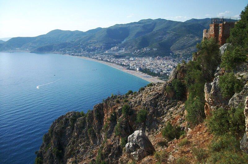 Турция/Аланья. Отель напротив пляжа Клеопатра от 327€ на двоих, за 7 дней. Все включено
