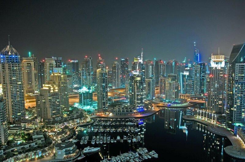 Апарт отель в деловом районе Дубая