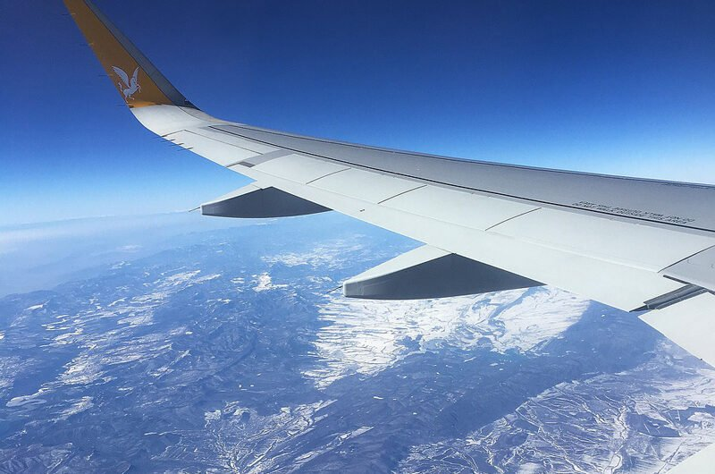 Pegasus Airlines распродает 200000 билетов от €24 в одну сторону