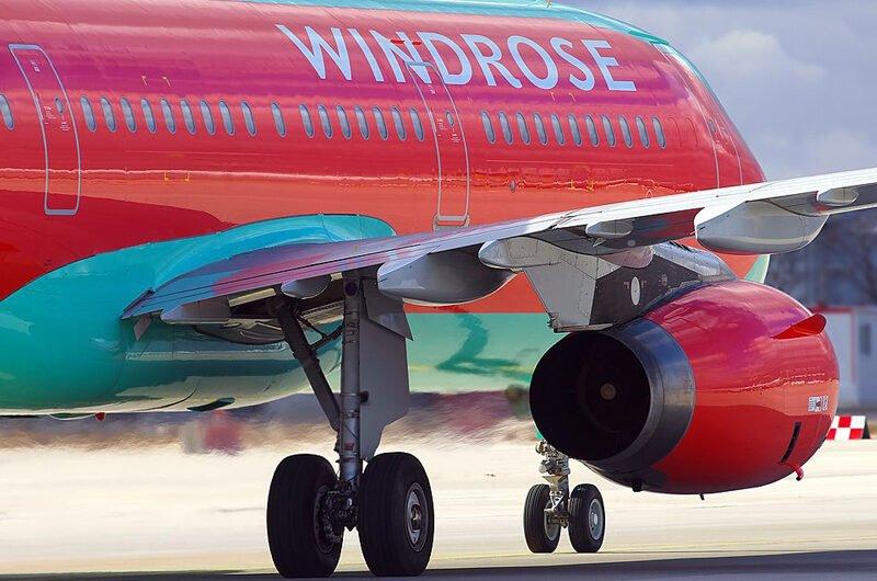 Скидка 30-50% на рейсы WINDROSE